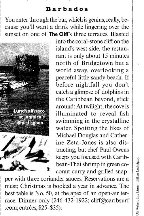 Condé Nast Traveler, July 2001